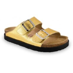 Ariane / Gold / Sliver / Patent Leather / 36-42